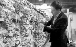 福建木雕大师郑春辉:刻刀上的那一抹乡情