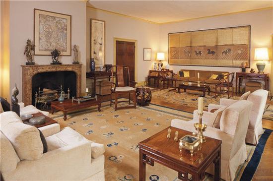 古董教父安思远旧宅仅拍得5500万美元