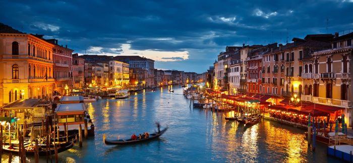 壮丽多彩的城市建筑景观 怎能不叫人热爱生活