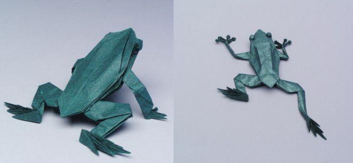 折叠之美 从NASA物理学家变成一代折纸宗师