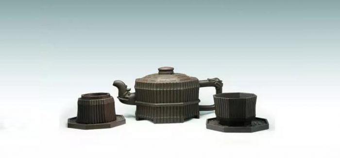 季益顺从艺四十年紫砂作品展在北京开幕