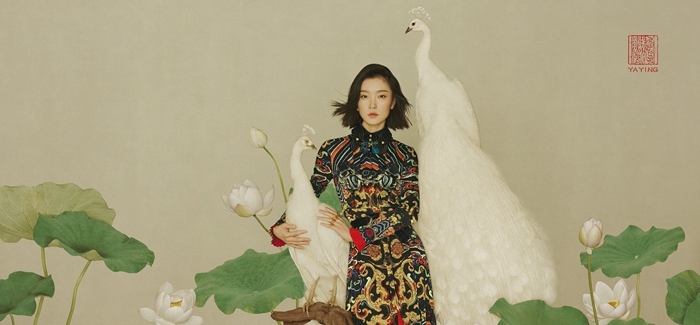 EP与雅莹YAYING:各表一枝 跨时代对话东方古典美学