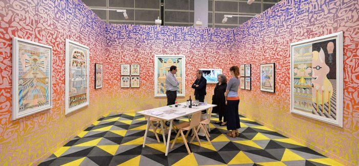 巴塞尔艺术展稳步发展 亚洲画廊表现活跃