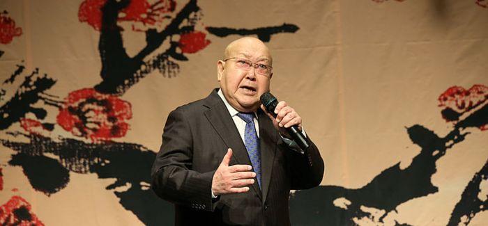 """尚长荣获评""""中国文联终身成就戏剧家"""""""