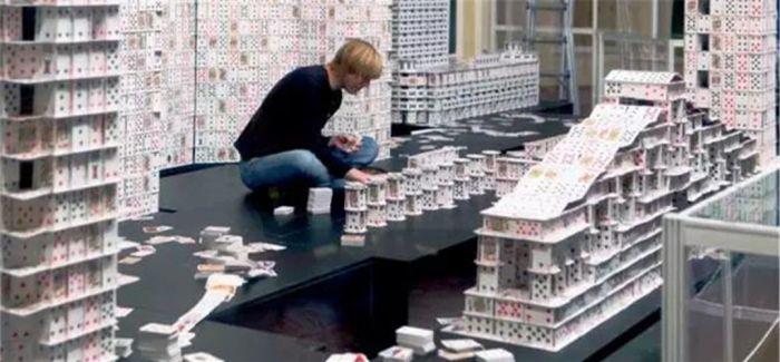 这些你意想不到的材料居然也能做建筑模型?