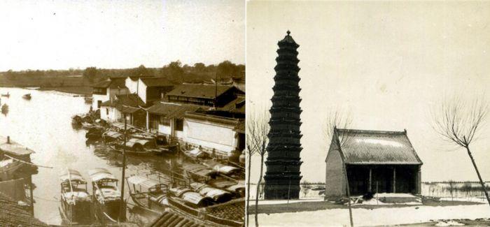 看90年前画家陶冷月镜头下的的姑苏古韵与江南民俗