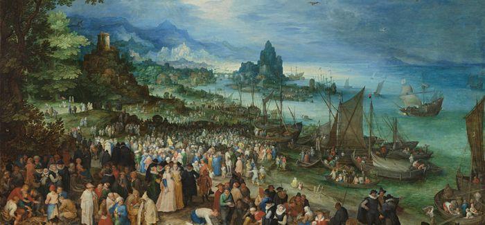 古典艺术和动辄上亿的抽象画相比毫不逊色
