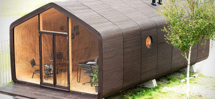 一个能用一百年还能满足你所有需求的纸板小屋