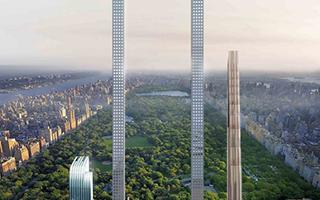 做不了世界最高 就做个世界上最长的摩天大楼