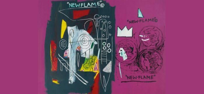 伦敦苏富比当代艺术晚拍十大精选拍品
