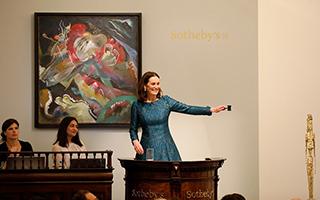 伦敦印象派及现代艺术晚拍三件巨作突破2000万英镑