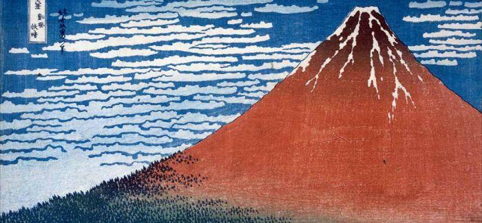 """葛饰北斋的艺术是否冲破巨浪之""""上"""""""