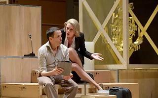 老舍国际戏剧节论坛举行 戏剧节将上演海外经典剧目