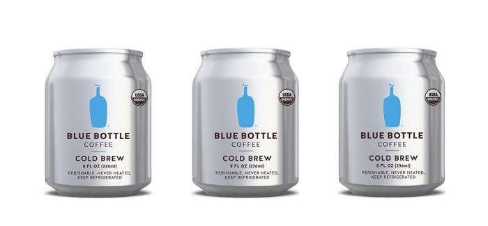 蓝瓶咖啡超级限定商品 梦幻逸品罐装咖啡沁凉一夏