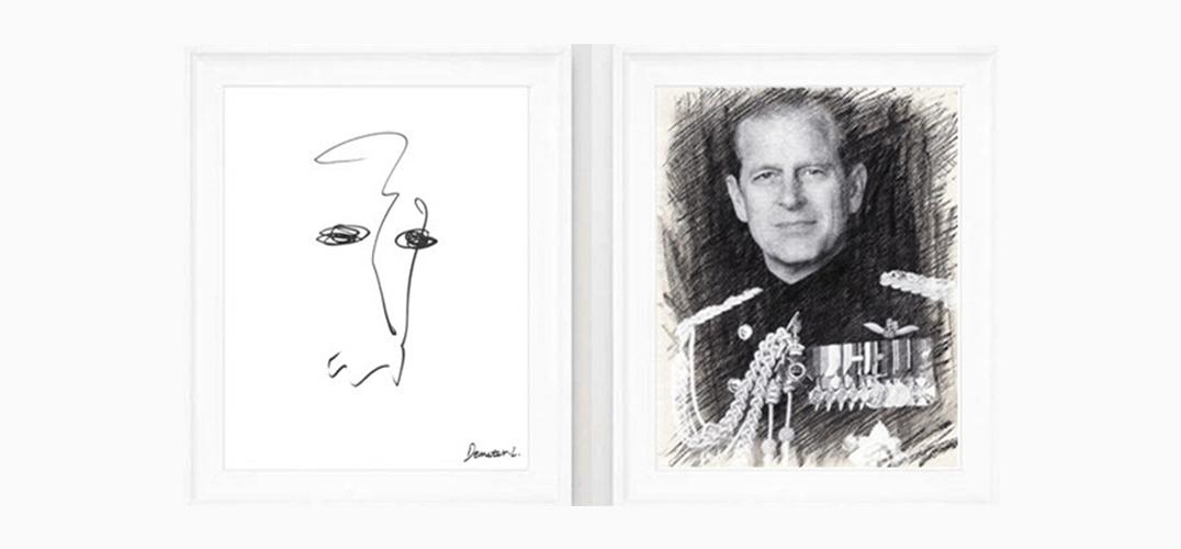 中国富豪海外疯淘名画 菲利普亲王画像遭疯抢