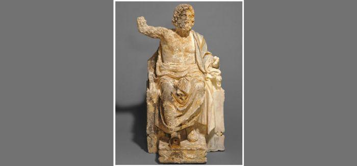 美国盖蒂博物馆宣布将公元前 1 世纪雕像归还意大利