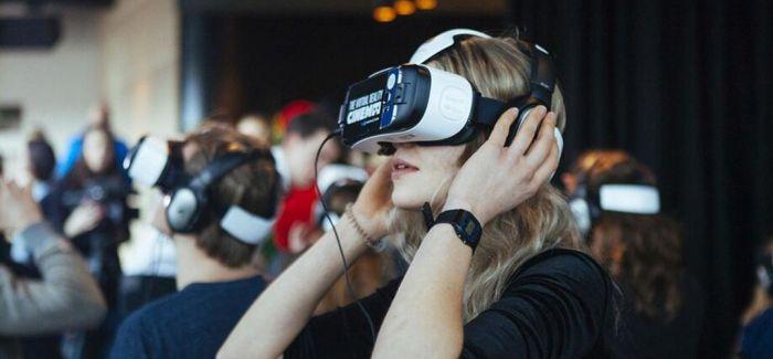 超有想象力的 VR 世界