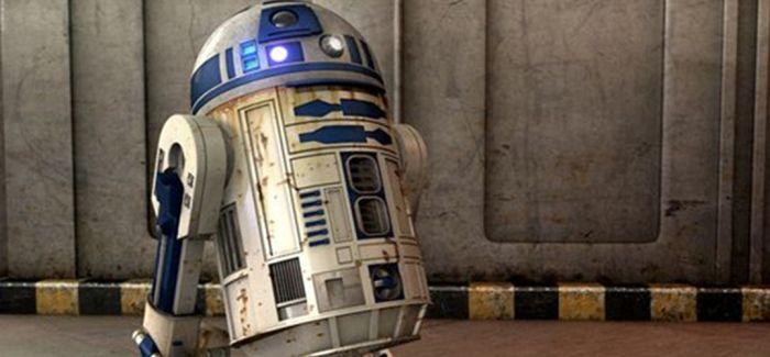 《星球大战》R2D2机器人遭拍卖 神秘买家高价买走