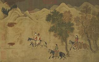 """台北故宫博物院的""""笔墨见真章""""与""""看画·读画"""""""