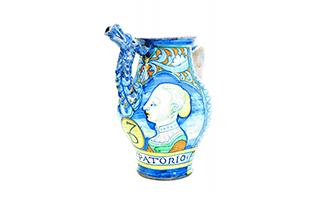 意大利马约里卡陶瓷典藏珍品在辽博展出