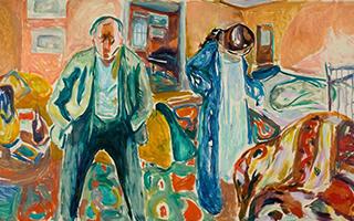 旧金山现代艺术博物馆推出爱德华•蒙克作品展