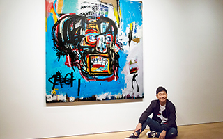 """前泽友作:我为何砸7.6亿买""""涂鸦""""?"""