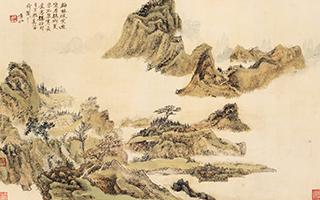 2017京城春拍5件亿元书画领衔