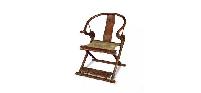 这张黄花梨交椅凭什么卖出了6944万的天价?