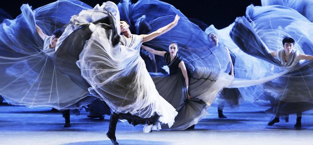 青春洋溢的北京大学生舞蹈节