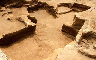 秦都咸阳城遗址首次发现民居建筑