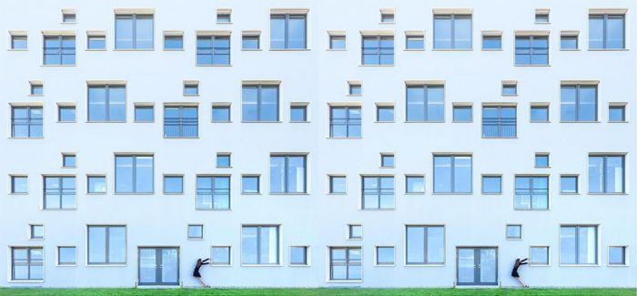 如何与建筑快乐的玩耍