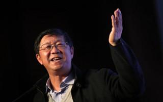 唐双宁在清华大学的演讲——书法:人类精神的心电图