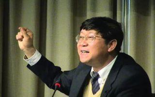 """2004 清华大学""""书法——人类精神的心电图""""讲座"""
