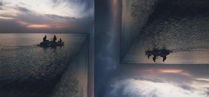 黑暗系超现实摄影