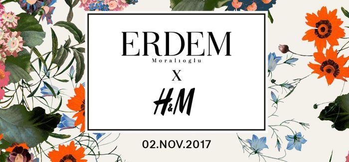 H&M联手ERDEM打造2017复古印花潮流