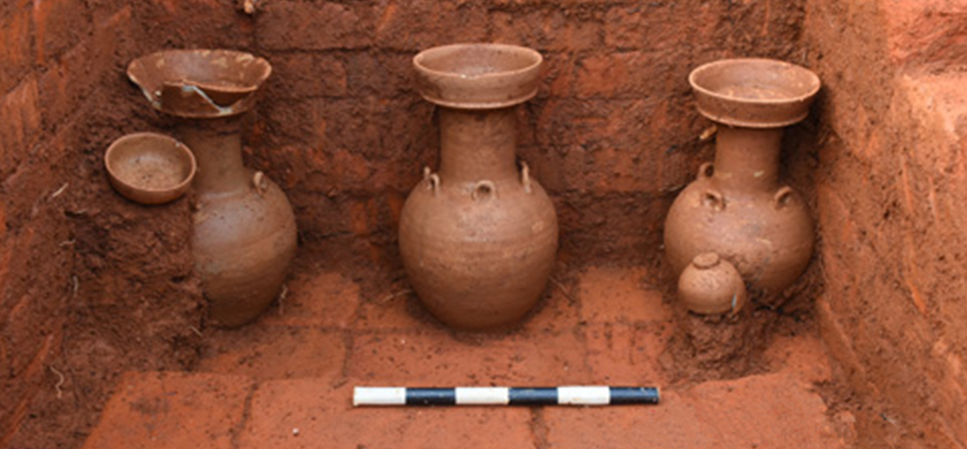 蓝山发现东汉和唐代两座古墓 出土陶器铜器等27件_资讯_资讯_凤凰艺术