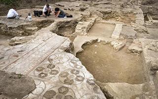 法国发现罗马-高卢时代考古遗址