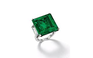 被称为绿宝石之王的祖母绿