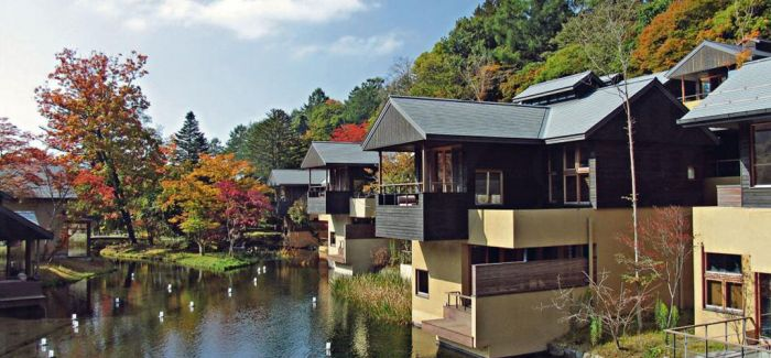 日本乡村游记