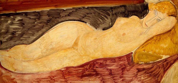 当年莫迪里阿尼首次个展为啥只开了几小时就闭展了?