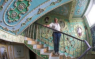 用十六年建成的楼梯!我想住在这