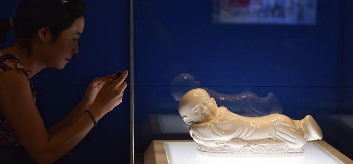 国博当代瓷器捐赠收藏展开幕