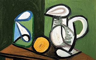 从莫奈到苏拉热:西方现代绘画之路 (1800-1980)