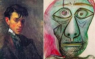 毕加索:我用一生的时间去学习像孩子那样画画!