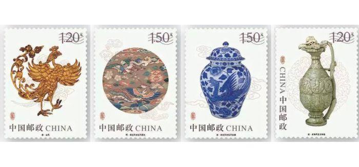 7月29日发行!《凤(文物)》特种邮票惊艳你的眼球