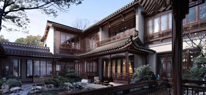 美于沉淀:传承百年的中式宅院