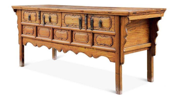 中国古代桌子简笔画