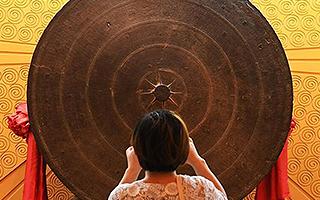 云雷纹大铜鼓:宝宝是世界考古史上最大的铜鼓