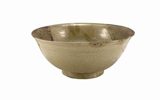 一茶一席一人生:五代越窑青釉瓷茶具探秘
