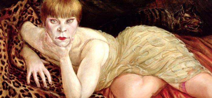 英国泰特利物浦美术馆推出魏玛时期艺术展